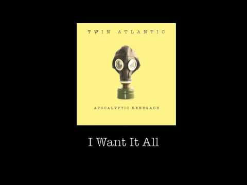 Twin Atlantic - Apocalyptic Renegade (Official Lyric Video)