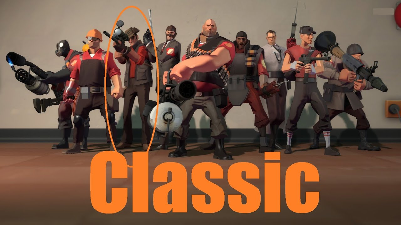 Team Fortress 1
