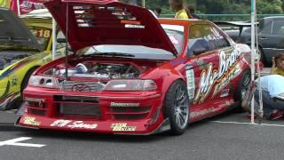 vuclip My favorite D1 drift machine, Saito's 800HP Mark II