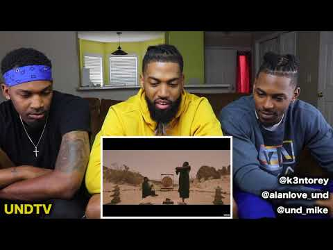 SZA - Doves in The Wind (Official Video) ft. Kendrick Lamar [REACTION]
