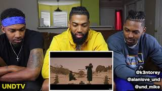 Video SZA - Doves in The Wind (Official Video) ft. Kendrick Lamar [REACTION] download MP3, 3GP, MP4, WEBM, AVI, FLV Juli 2018