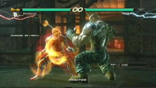 Tekken 6 BR - Marshall Law Combo act.1 by Guc11