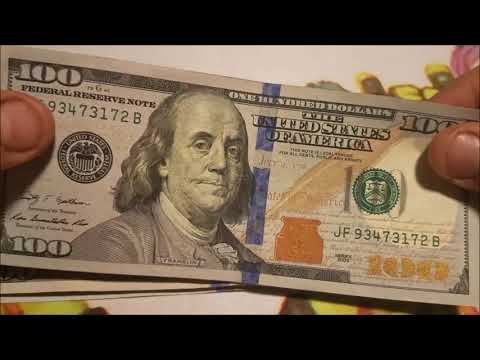 RARE FINDS! Episode 10 - Searching $100 Bank Notes