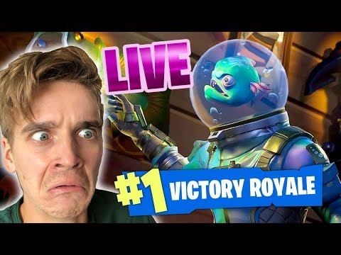 Live fortnite with oli & pointlessblog & chai
