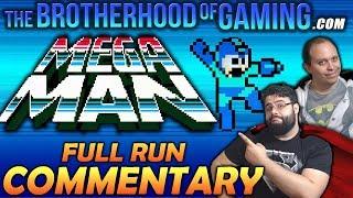 Mega Man Speed Run // NES // The Brotherhood of Gaming