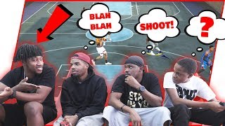 We Brought In A Professional Park Coach To Help Us Win! - NBA 2K19 Playground Gameplay