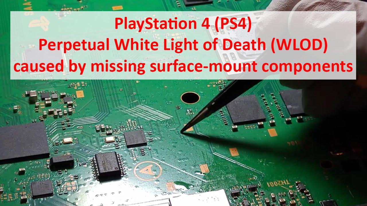 Ps4 Blue Light Death
