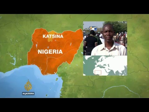 Nigerian refugee camp hit by twin suicide bombings