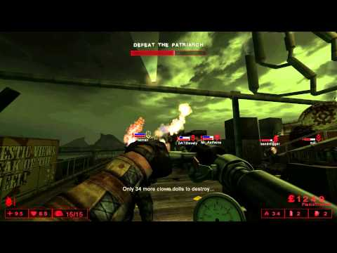 [Killing Floor] The game is broken |