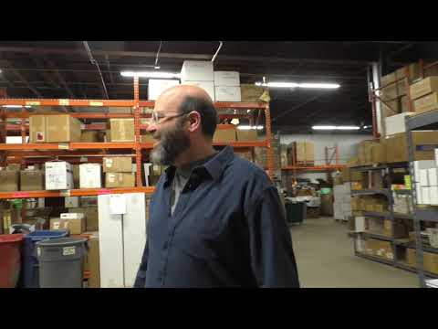 AnalogPlanet Visits Music Direct With V.P. Josh Bizar
