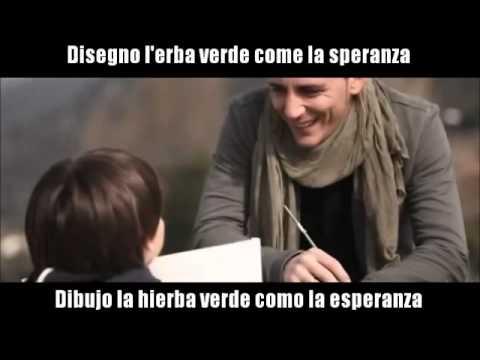 Modà - Come un pittore ( Subtitulada al español )