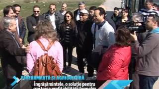 AGRIUM - AGROPORT Romania: Performanta in Agricultura  25 aprilie 2014
