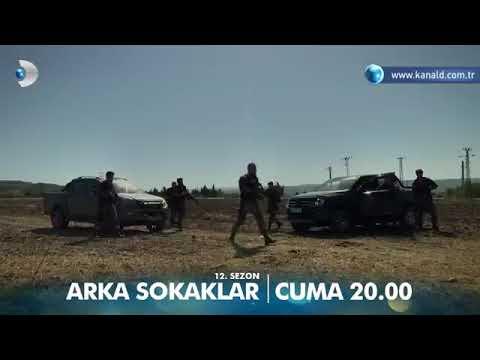 Arka Sokaklar:12.sezon hüsnü Suatın Intikamını Alıyor. arka Sokaklar Yeni Sezon..