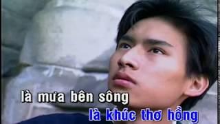 Karaoke Giac Mo Tinh Yeu - Johnny Dung