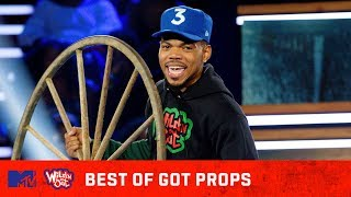Best Of 'Got Props' ft. Chance The Rapper, Lil Yachty & More 😂 | Wild