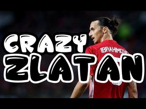 Locuras de Zlatan Ibrahimovic | Humorous Moments by Zlatan Ibrahimovic !