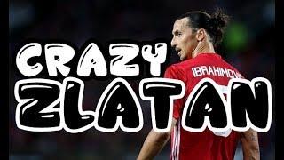 Locuras de Zlatan Ibrahimovic | Funny Moments by Zlatan Ibrahimovic !