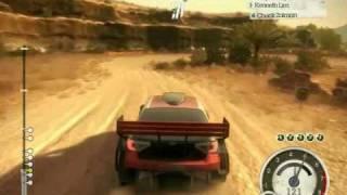 Wideorecenzja Colin McRae Dirt 2-PC, XBOX360, PSP, PS3.wmv