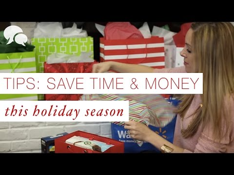 Tips to Save Time & Money During The Holidays from YouTube · Duration:  2 minutes 58 seconds