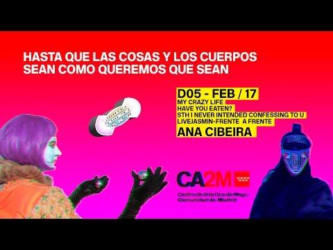 Charla con Ana Cibeira / SAD GIRLS CULTURE
