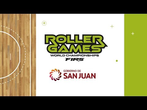 World Roller Games - Argentina - Angola