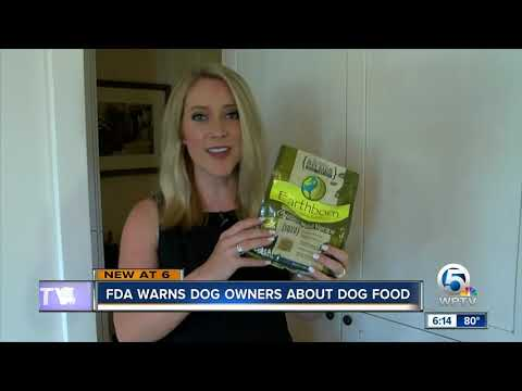FDA investigates possible link between certain dog diets and heart disease