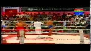 Khmer Boxing | 16 August 2014 BTV BKM | Keiv Sopheap vs Tork Sorphorn
