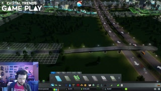 Lunchbreak with Cities: Skylines!