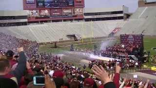10.  FSU National Championship Celebration - Feb. 1, 2014 - Confetti