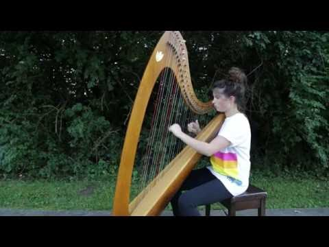 Say My Name by Destiny's Child Harp Cover