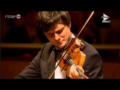 Oleksii Semenenko | Tchaikovsky | Valse Sentimentale | 2015 Queen Elisabeth Violin Comp