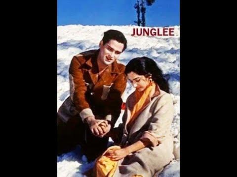 Классика индийского кино.  Чудовище / Дикий (1961) Шамми Капур - Сайра Бану. Русские субтитры