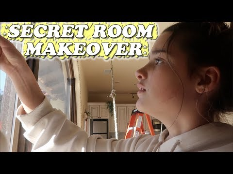 Secret Room Makeover (WK 412.5) | Bratayley