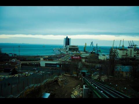 Выходные в Одессе. Лига Европы. Заря - МЮ. Море.