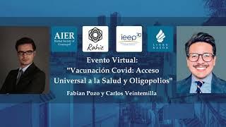 Vacunación - Acceso universal y oligopolios