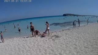 Айя Напа Кипр май 2021 года город пляжи отель