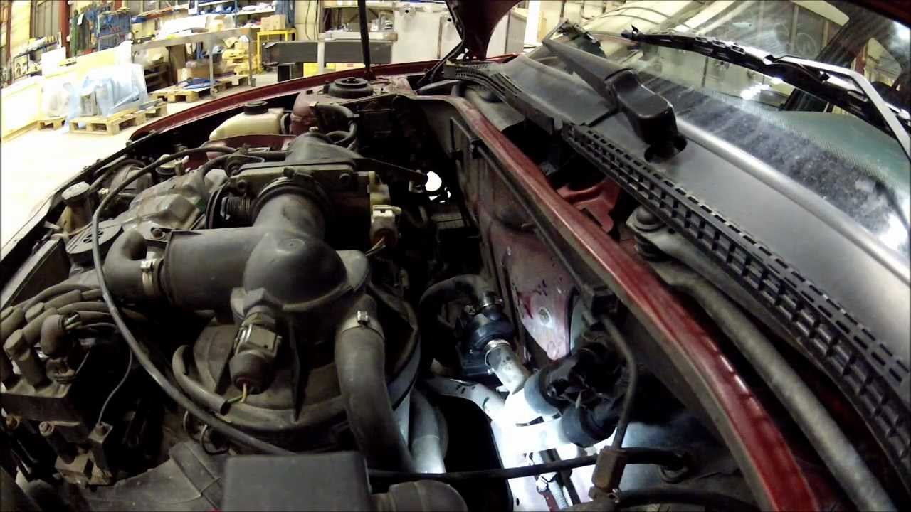 Car Cooling System >> Mounting Hotfrog engine Pre-Heater 1200w - YouTube