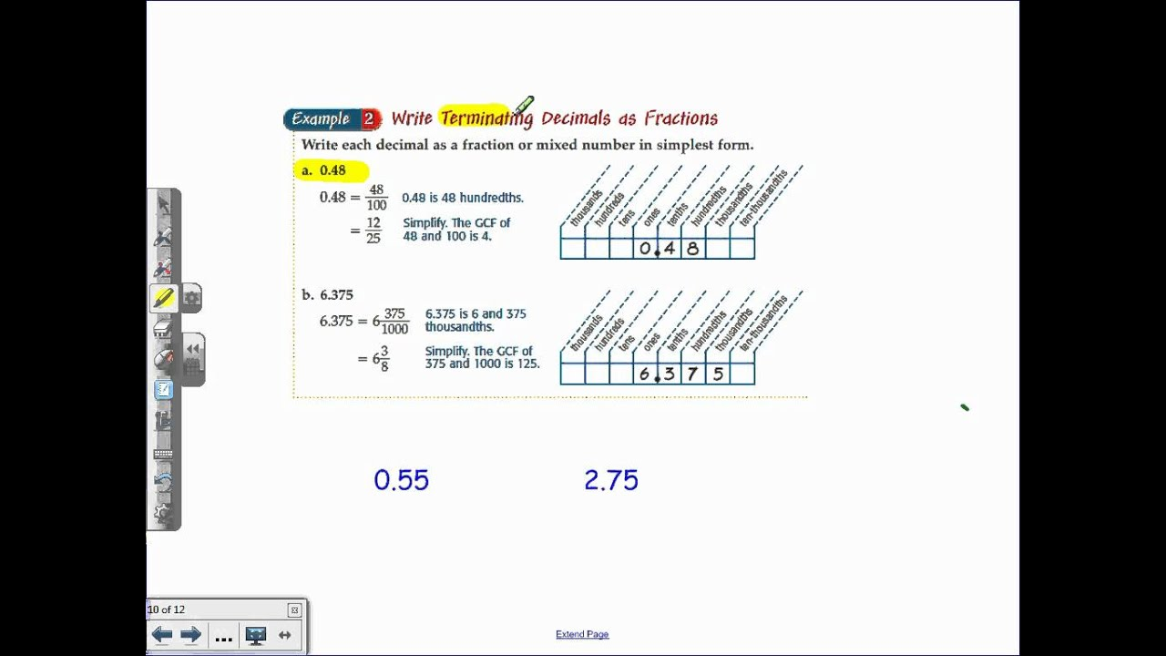 5.2 Rational Numbers - YouTube