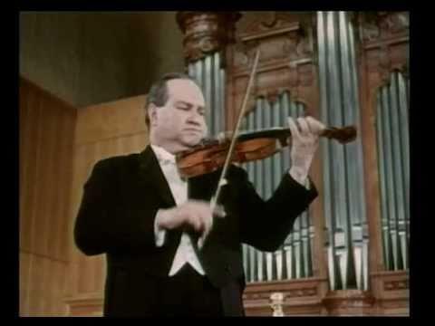 David Oistrakh-Aram khachaturian violin concerto