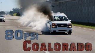 "1800TQ Duramax swapped Colorado - The ""Coalorado"""
