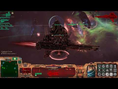 Battlefleet Gothic Armada - Planet Killer vs Tau |