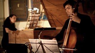 Joseph Bodin de Boismortier - cello Sonate 2, op. 50