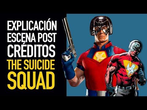 Explicación escena post-créditos: The Suicide Squad I ¿Quién es Peacemaker?