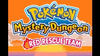 Pokemon Mystery Dungeon: Red Rescue Team (GBA) - Main Story Longplay