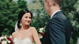 Красивая свадьба в Несвиже