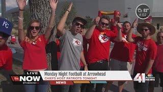 Monday Night Football at Arrowhead