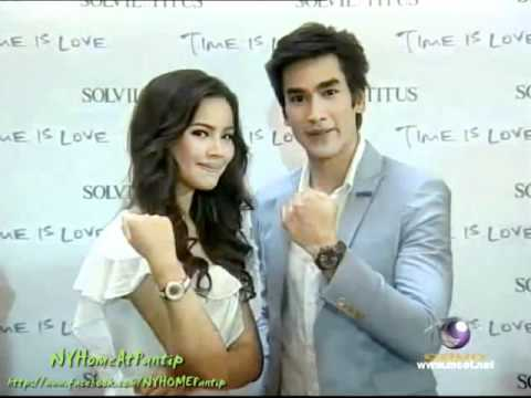 Nadech & Yaya : Solvil Et Titus Press Conference_DaoKraJai_15.02.2012