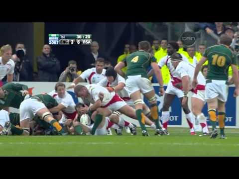 Rugby union england v south africa result