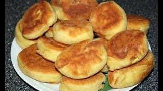 Дрожжевое тесто, пирожки с начинкой / Готовить легко(Пирожки из дрожжевого теста можно готовить с различной начинкой. Сегодня я буду готовить пирожки с картошк..., 2011-04-29T15:52:29.000Z)