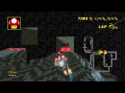 【CTGP WR】 Castle Of Darkness - 2:54.724 - Teracy